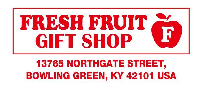 FRESH FRUIT GIFT SHOPのご案内